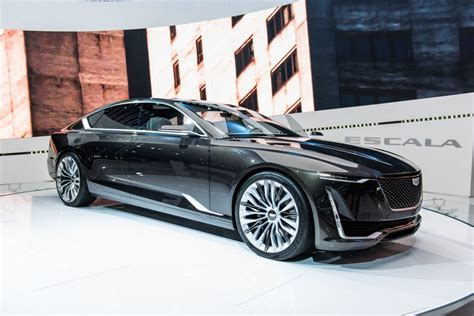 2019 Cadillac Ct6 Info, Pictures, Specs, Wiki  Gm Authority