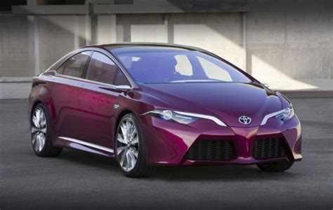 Prius Next Generation by Next Toyota Prius To Use Le Mans Tech Report