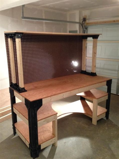 2x4 basics reloading bench the 25 best 2x4 basics ideas on 8x4 plywood