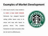Market development market penetration