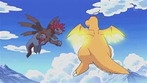Pokemon Dragonite Charizard Love Images | Pokemon Images