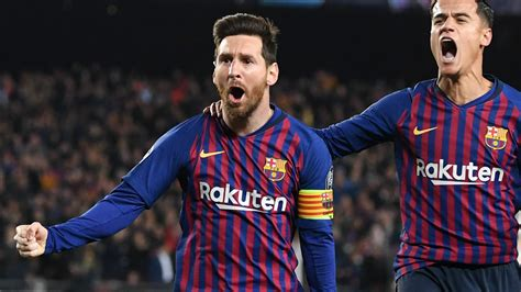 Barcelona 3-0 Man Utd: Lionel Messi shows only he performs ...