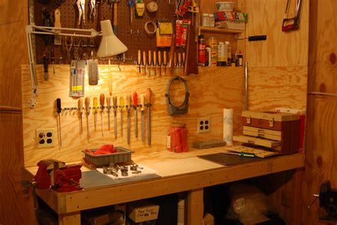 The Gunsmith Home Shop Doesn't Have To Be Big  Shooting