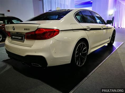 Gallery G30 Bmw 530i M Performance In Malaysia Image 658559