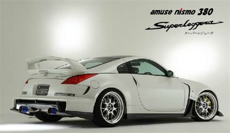 03 350z Horsepower by Horsepowerfreaks Performance Exhausts Intakes Suspension