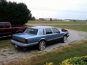 Crazychristopher 1994 Lincoln Town Carsignature Sedan 4d