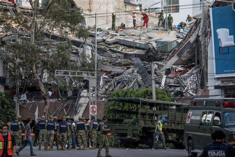 mexico   prone  strong earthquakes