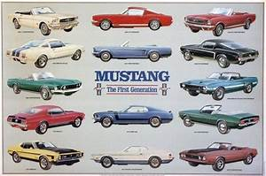 Ford Mustang Body Style History. pinterest the world s catalog of ...