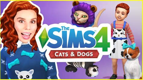 sims  cats  dogs   pc  sims