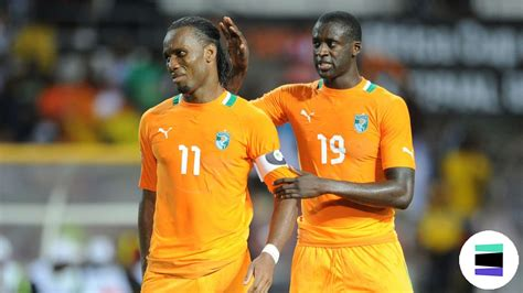 Yaya Toure Backs Drogba For Ivorian Football Association ...