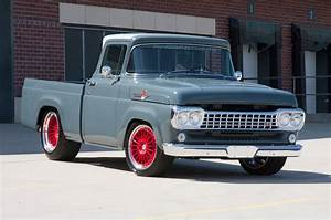 Ringbrothers U2019 1958 Ford F-100 Is In A Class By Itself