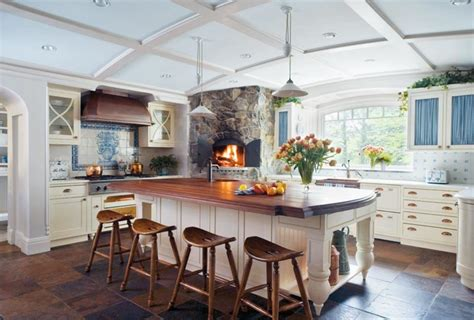 Ways To Design A Traditional Kitchen-old House