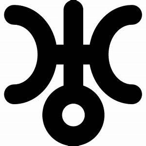 Uranus sign ⋆ Free Vectors, Logos, Icons and Photos Downloads
