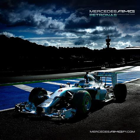 Mercedes Amg Petronas Wallpaper