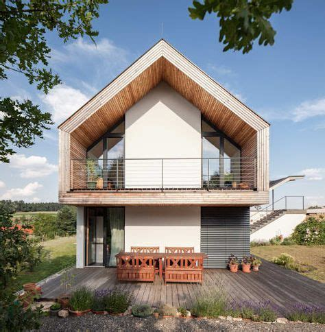 Moderne Häuser Mit überdachter Terrasse by Gol 2 Einfamilienhaus G O Y A Architekten