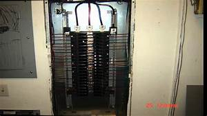 Electrical Wiring- 3 Phase Panel Detail