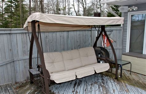 patio swings with canopy canada costco patio swing canopy replacement modern patio outdoor