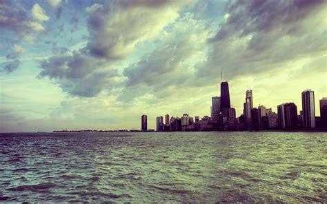 clouds, Skyscraper, Chicago Wallpapers HD / Desktop and ...