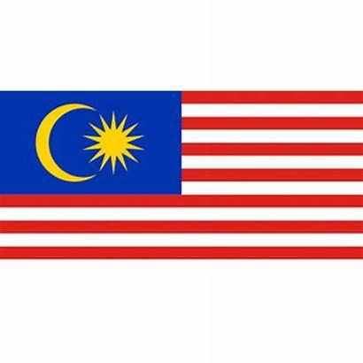 Flag Malaysia Vlag Maleisie Malasia Flagge Malaysien