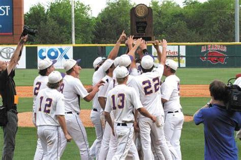 st joseph bulldogs win state baseball title arkansas catholic