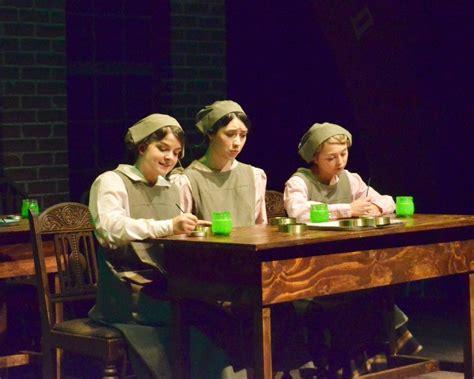 radium girls performed  kelly theatre wlu news media relations