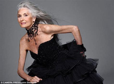 Daphne Selfe, 83, The World's Oldest Supermodel's Secret