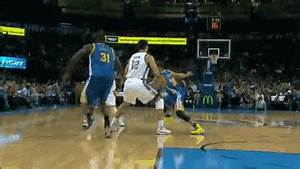 Reggie Jackson throws down monster and-1 dunk vs Warriors ...