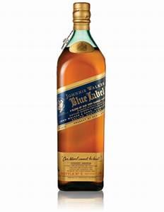 Johnnie Walker - Blended Scotch Whisky Blue Label ...