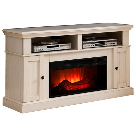 kmart fireplace tv stand winston antique white fireplace
