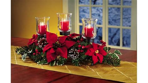 Top 5 Best Christmas Centerpieces Different Types Of Flooring For Living Rooms Beige And Brown Room Dining Furniture Cork Covers Low Cost Decorating Ideas Chairs Oak Alcove Chair White