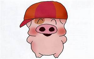 Cute Pig Pictures Cartoon - Cliparts.co
