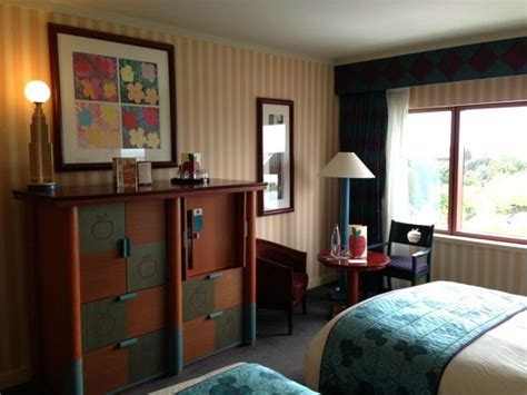 chambre hotel disneyland chambre picture of disney 39 s hotel york chessy