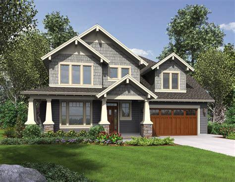 craftsman houseplans house plan river craftsman home plan