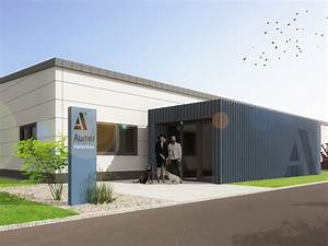 Hallenbau Mit Wohnung : willkommen aumer group gewerbebau hallenbau massivh user ~ Frokenaadalensverden.com Haus und Dekorationen