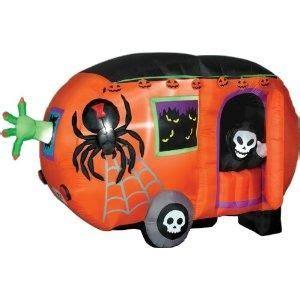halloween blow  camper halloween blowups halloween