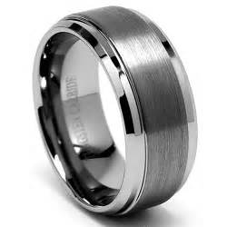 cheap mens wedding bands cheap discount mens platinum comfort fit wedding band with high edges and satin