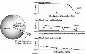 Different Disease Trajectories For Different Illnesses  Permission
