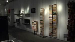 Bcherregal BOOKSBAUM Radius Design YouTube