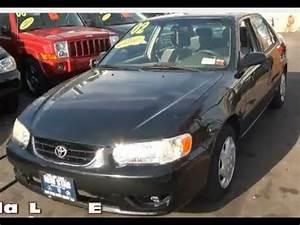 Toyota Corolla 2002 : 2002 toyota corolla le youtube ~ Medecine-chirurgie-esthetiques.com Avis de Voitures