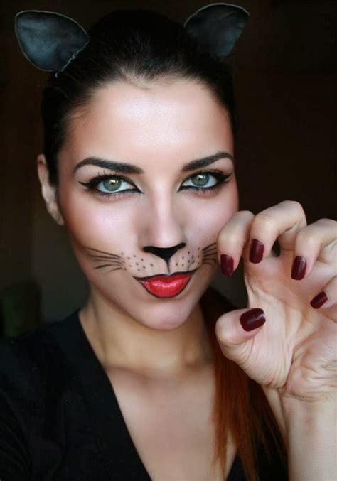 la chica bien maquillaje  halloween