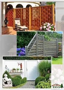 Günstige Sichtschutzzäune Aus Holz : sichtschutzzaun ~ Whattoseeinmadrid.com Haus und Dekorationen