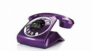 Telephone Sans Fil Vintage : t l phone retro sans fil design ~ Teatrodelosmanantiales.com Idées de Décoration