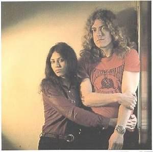 Robert Plant & (now ex-wife) Maureen | Robert Plant ...