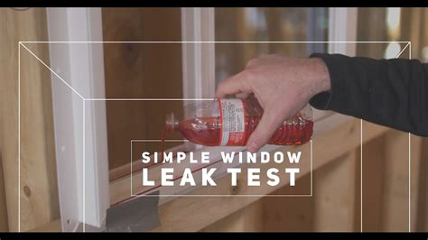 windows leak simple test