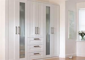 Armoire Murale Chambre : id es de rangement pour la chambre coucher d cor de ~ Melissatoandfro.com Idées de Décoration