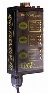 Edea Ignition Coil Tester  Ignition Coil Testing