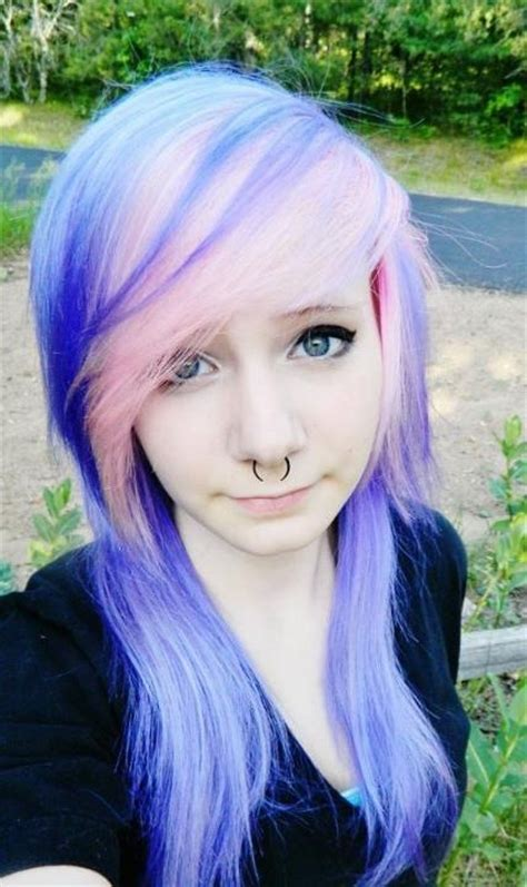 30 Best Images About Characters Girls Rainbow Hair On
