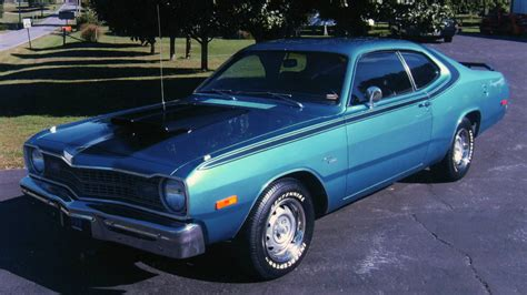 1974 Dodge Dart by 1974 Dodge Dart Sport S50 1 Kansas City 2014