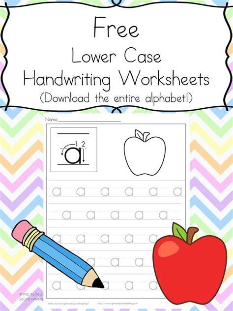 ideas  handwriting practice worksheets