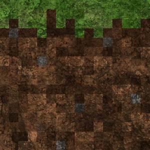 Minecraft Grass Block by Dinodaw on DeviantArt